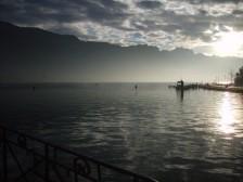 jazero v Annecy