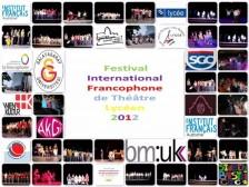 Medzinárodný frankofónny festival Viedeň 2012