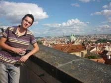 bol som v Prahe