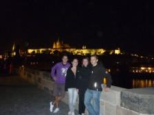 nočná Praha
