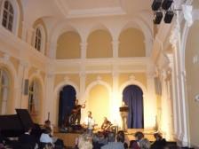 koncert skupiny La main gauche