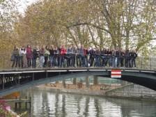 le pont des Amours v Annecy