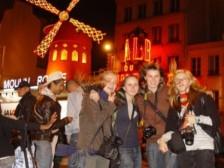 Paríž -Moulin Rouge