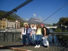 most v Grenobli