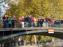 Most zamilovaných (Pont des amours)
