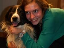 pes nášho sprievodcu - glaciológa