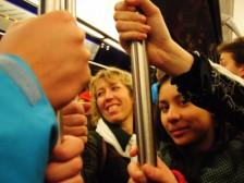 metro v Paríži